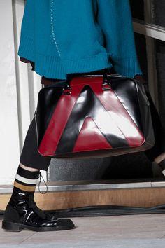 Raf Simons Fall 2016 Menswear Fashion Show Details