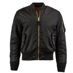 Alpha Industries MA-1 SLIM Fit Flight Jacket. $140 regularly. It was $105 Black Friday online at amazon. Love it!