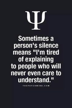 Sometimes the hardest part is explaining your pain to someone