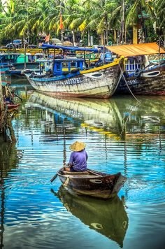 Tranquility in Vietnam