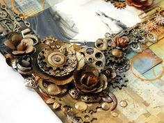 Finnabair: Steampunk Love - retrospection :)