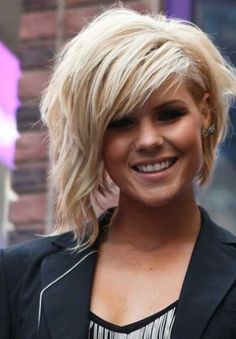 Short-Hair-with-Side-Bangs-2014-Fashionable-Short-Hairstyles