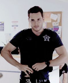 Halstead - I'm sorry, but this is HOT!!
