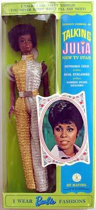 Talking Julia Doll - loved, loved my Julia doll and the TV show too!!!!