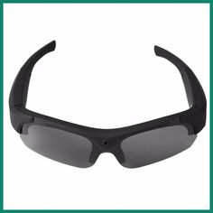 49416bbea9a 1080P HD Polarized-lenses Sunglasses Camera Video Recorder Sport Sunglasses  Camcorder Eyewear Video Recorder