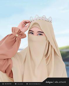 Islamic Girl Pic, Islamic Girl Images, Muslim Images, Beautiful Pakistani Dresses, Beautiful Muslim Women, Beautiful Hijab, Hijabi Girl, Girl Hijab, Mode Niqab