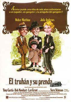 "El truhán y su prenda (1980) ""Little Miss Marker"" de Walter Bernstein - tt0081063"
