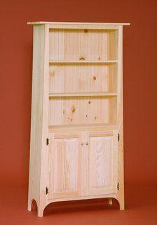 Horizon 13¼ X 35 X 69¼. Unfinished FurnitureWood ...