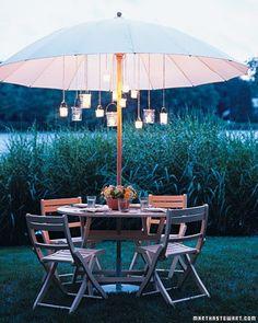 love the lanterns.. #shopkick #summerparty