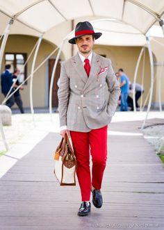 Sttreet style at Pitti Uomo 88 june 2015