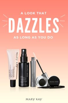 Beauty products that go the extra mile so you can focus on the things that matter! | Mary Kay
