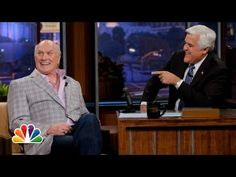 Terry Bradshaw On Duck Dynasty's Phil Robertson - The Tonight Show with Jay Leno - YouTube