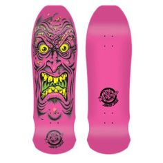 Santa-Cruz-Re-Issue-Decks-02. Oh man, the Rob Roskopp! This was one sweet deck back in 1990.