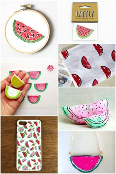 Etsy Finds. Watermel