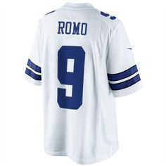 Nike Men's Tony Romo Dallas Cowboys Limited Jersey ($113) ❤ liked on Polyvore featuring men's fashion, men's clothing, white, nike mens apparel, mens jerseys, nike mens clothing, men's apparel and mens clothing