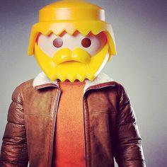 Bearmobil #playmobil #bear #oso #beard #wednesday