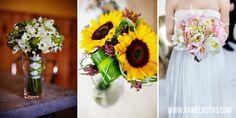 Przykłady Bukietów Ślubnych