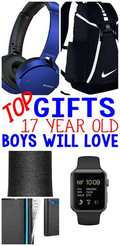Gifts 17 Year Old Boys WILL LOVE Amazing Gift Ideas For