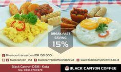 "Breakfast Saving pembelanjaan menu Breakfast Minimum Rp 150,000 mendapatkan discount 15% "" Bali World Premier Beach Mall "" Discovery Shopping Mall, Jl. Kartika Plaza, Kuta 80361 Phone : 0361 755522 Website : www.discoveryshoppingmall.com https://twitter.com/DISCOVERY_Bali http://pinterest.com/dsmbali http://instagram.com/dsmbali http://www.facebook.com/pages/discovery-shopping-mall/ http://www.tripadvisor.co.id/Attraction_Review-g297697-d160……"