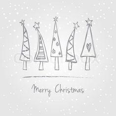 weihnachten zeichnungen #weihnachten #2020 #christmas #postcards # shop #design #cards ...... ..., ..., - Karten amp; Verpackungen - #cards #Christmas #Design #Karten #postcards #Shop #Verpackungen