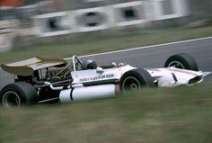 Hollande 1970 Pedro Rodriguez BRM P153