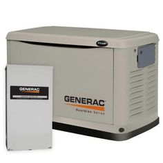 Choose the #1 Selling Home Standby Generator Brand. Generac's 11,000-Watt Guardian Series provides the automatic backup power you need to protect your home and family during a power outage. Connected to your existing LP or natural gas fuel supply, it kicks in within seconds of determining powerloss automatically and runs for as long as necessary until utility power returns. Control your power. Control your life.