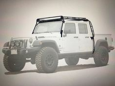 Jeep Garage, Jeep Jeep, Jeep Truck, 4x4 Trucks, Jeep Wrangler, Overland Gear, Jeep Scrambler, Gumball 3000, Jeep Parts
