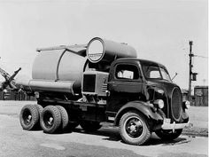 1938 Ford  Cement Mixer