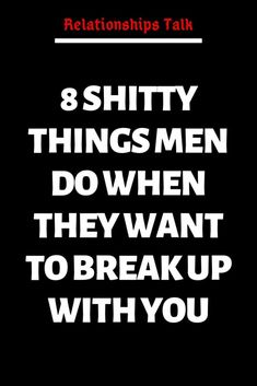 8 SHITTY THINGS MEN DO WHEN THEY WANT TO BREAK UP WITH YOU – Believe Catalog #relationship #relationshipgoals #female #quotes #education #entertainment #couple #couplegoals #marriage #love #lovequotes #loveislove #lovetoknow #boyfriend #boy #girl #relation #loverelationship #relationshipadvice #relationshiptips #relationshiparticles #dating #datingguide #singles #singlewomen #singlemen #howdating #fordating #mitdating #howtodating #ondating #whodating #indating#zodiacsigns Falling Out Of Love Quotes, Breaking Up With Someone You Love, Lonely Marriage, Talk About Marriage, Marriage Quotes Struggling, Failing Marriage Quotes, Broken Marriage Quotes, Marriage Advice, Relationship Talk
