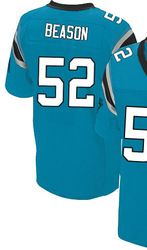 "$78.00--Garry Williams Blue Elite Jersey - Nike Stitched Carolina Panthers #65 Jersey,Free Shipping! Buy it now:click on the picture, than click on ""visit aliexpress.com"" In the new page."