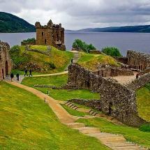 Urquhart Castle, Loch Ness, Scotland - Ed OKeeffe