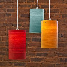 How to: Make Wood Veneer Pendant Lights | Man Made DIY | Crafts for Men | Keywords: home, veneer, diy, how-to