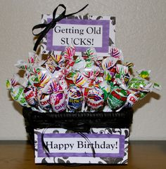 HILARIOUS DIY Birthday gift!  (especially for your bestie)