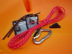 Neat anchor trolley system for your kayak. Very useful ideas here.
