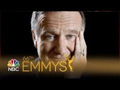 Tribute To Robin Williams At The 2014 Emmys - #Emmys #RobinWilliams #BillyCrystal