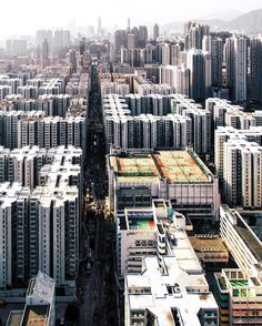 # # / \ # # #   The Wonderful World of Whampoa in #HongKong consists of 88 buildings that adopt a cruciform shaped floor plan. Amongst the plethora of commercial and institutional buildings that support this development are 10300 apartments ranging from 350sqft (30sqm) to 1110sqft (100sqm) accommodating over 40000 people    13 & God  Soft Atlas by nukeproofsuit