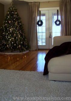 From Our House to Yours ~ Happy Holidays! {A Christmas Tour} - bystephanielynn