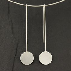 Dropped Circles Earrings | SES Design Jewelry