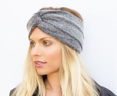 Stone Cold Fox Turban Headband | Shop Coolie