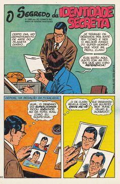 Saiba por que o disfarce do Superman é melhor do que você imagina - Fatos Desconhecidos