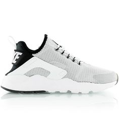 official photos 6f042 1bdab nike W AIR HUARACHE RUN ULTRA blanc blanc gris Zapatos Deportivos, Deportes,