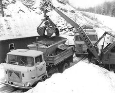 Ddr Brd, East Germany, Heavy Equipment, Big Trucks, Old Cars, Cars And Motorcycles, Construction, Vehicles, Italia