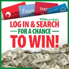 PCHSearch&Win wants to help you get a jump on the holidays. Instant Win Sweepstakes, Online Sweepstakes, 10 Million Dollars, Disney Movie Rewards, Win For Life, Publisher Clearing House, Winning Numbers, Become A Millionaire, Cash Prize