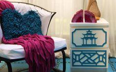 transform vintage furniture with o