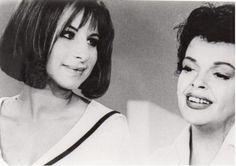 Barbra and Judy