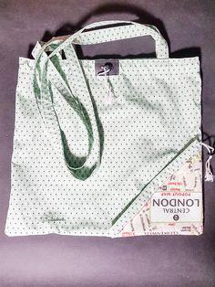 Anleitung Nähanleitung Schnittmuster für eine Herztasche, Beuteltasche, Shopper für in die Handtasche