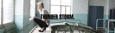 she's thunder storm