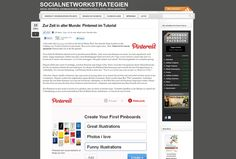 http://www.socialnetworkstrategien.de/2012/02/zur-zeit-in-aller-munde-pinterest-im-tutorial via @url2pin