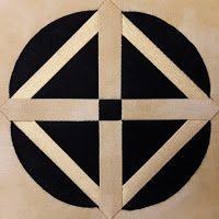 DEAR JANE - B11 Tribal Tattoos, Symbols, Peace, Quilts, Art, Art Background, Quilt Sets, Kunst, Performing Arts