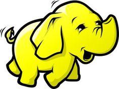 Hadoop Elephant explaining the Hadoop ecosystem.